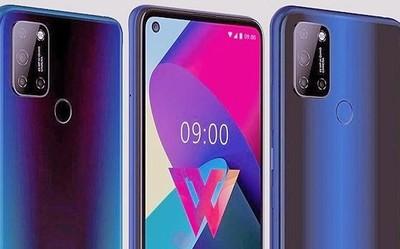 LG W41系列在印度发布 三款手机差别不大约1200元起