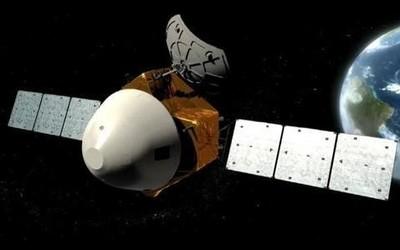 天问一号成功进入火星停泊轨道 预计5月择机实施降轨