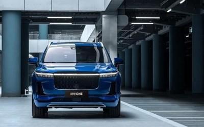 理想汽车计划2023年发布纯电动车 告别增程式电动?