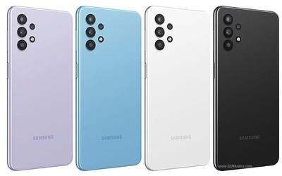 三星即将在印度推出Galaxy A32/A52与A72新款机型