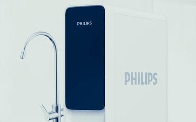飞利浦厨下反渗透净水器上架 自动冲洗技术是亮点