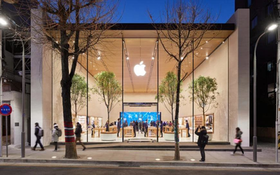 美国270家苹果专卖店现已全部开业:购物仍需预约