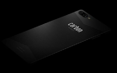 最轻的智能手机?Carbon 1 Mark II面世 轻至125g