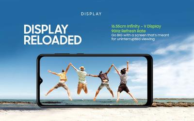 三星Galaxy M12将于3月11日登陆印度:6000mAh电池