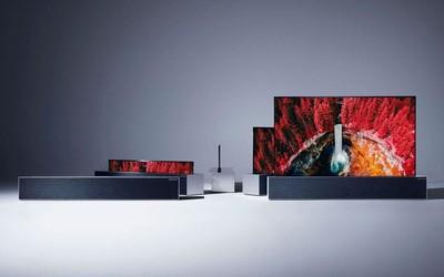 """LG可卷曲OLED电视销量""""高达""""10台 主要怪华而不实?"""