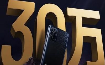 太受欢迎!Redmi K40系列首销5分钟就售出30万台