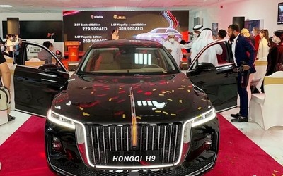 中国一汽:红旗H9进军海外获认可 半年收获累累硕果