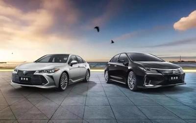 一汽丰田2月份累计销量约5.1万辆 同比增长约653%