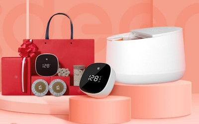 华为商城左点超级品牌日正式上线 抽送左点智能艾灸盒