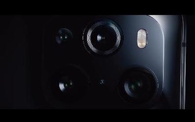 OPPO Find X3外觀公布 未來流線設計3月11日正式亮相