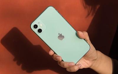 2020年全球出货量前十的智能手机 iPhone 11位居第一