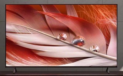 索尼4K电视X90J正式上市 内置XR认知芯片6999元起