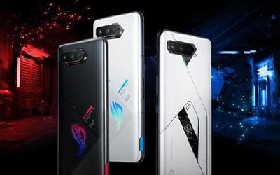 騰訊ROG游戲手機5現貨開售!驍龍888+144Hz電競屏