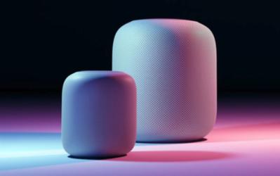 苹果HomePod智能音箱停产 将主推HomePod mini