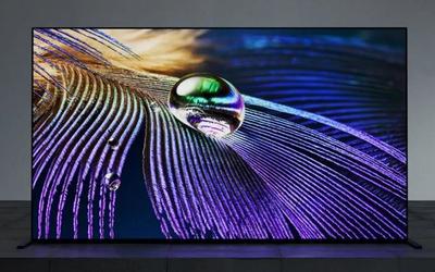 索尼OLED电视A90J系列新品上市!支持4K/120fps