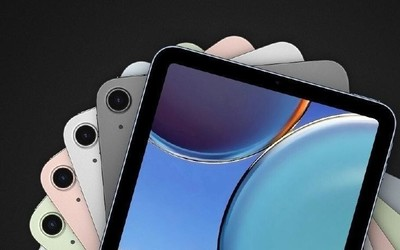 iPad mini 6渲染图曝光 采用全面屏设计有望搭载A14