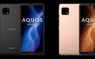 夏普AQUOS sense5G手机在中国台湾上市 售价约2742元