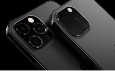 iPhone 13 Pro或将推出哑光黑配色 相机突起变得更薄