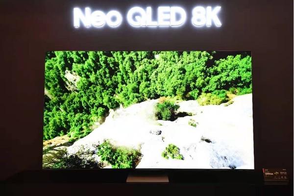 三星Neo QLED 8K系列新品