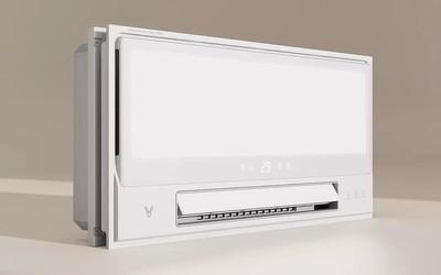 云米互联网浴霸上架众筹 拥有2488W强供暖售599元