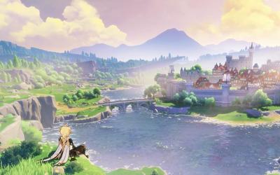 PS5版《原神》正式版将于今春正式上线 支持4K游玩