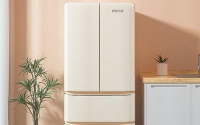 小吉法式四门冰箱小米有品开启众筹 雷达感应AI交互