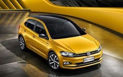 上汽大众Polo Plus新款上市 全新品牌标识9.99万起