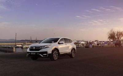 本田中国3月汽车销量出炉:卖出151218辆 CR-V亮眼