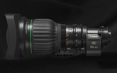佳能推出便携式4K广播级变焦镜头 适用于新闻报道等
