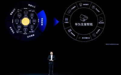 华为全屋智能产品正式发布 定义你未来十年的智慧之家