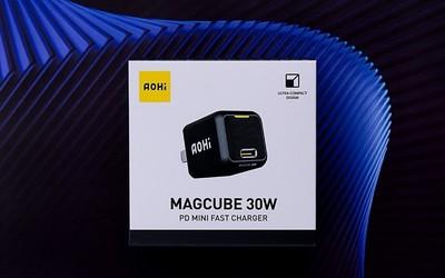 快充技术革新者 必备插头Aohi Magcube 30W正式开售