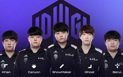 外媒发布LOL战队排名 卫冕世界冠军DK战队位居榜首