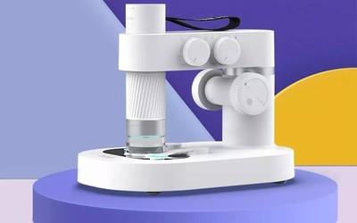 当当狸智能显微镜上架小米众筹 手机可以直接显示画面