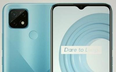 Realme C21在印度发布 联发科G35加持约700元起售