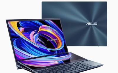 约8700元起!华硕ZenBook Duo双屏笔记本在印度发布