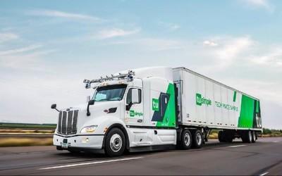 无人驾驶卡车制造商图森未来上市 无人驾驶领域第一股