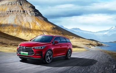 比亚迪唐DM-i正式上市 新车售价18.98万-21.68万元