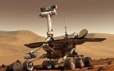 NASA:火星直升机机智号首飞成功 离开表面10英尺