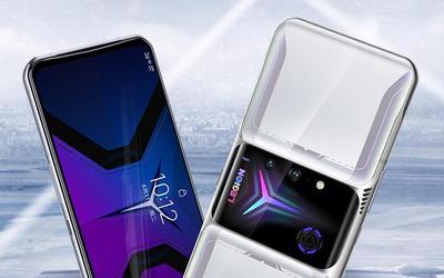 拯救者电竞手机2 Pro白色款正式开售!这也太好看了
