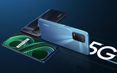realme 8 5G在印度发布 天玑700加持约售1300元起