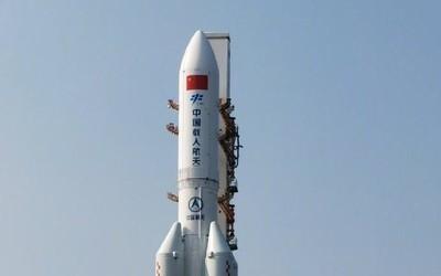 最新进展!空间站天和核心舱器箭组合体转运至发射区