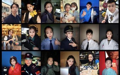 vivo S9联合人民网发布短片 致敬年轻的夜间工作者们