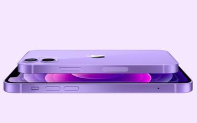 iPhone 12系列紫色版本开启预售!月底上市5499元起