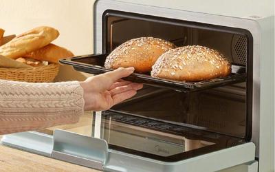 美的蒸烤料理爐在華為商城開啟眾測 內置鴻蒙OS芯片