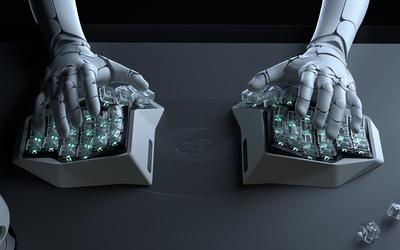 售价过万的键盘!怒喵AM HATSU无线分体式键盘发布