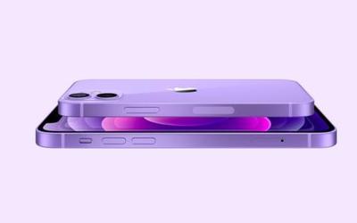 iPhone 12系列紫色版今日正式发售 64GB版5499元起