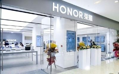 荣耀千店开业启动 将提供全方位的极致科技场景体验