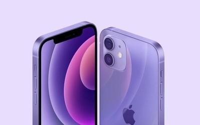 紫色iPhone 12或使用10位数序列号 剔除产品制造信息