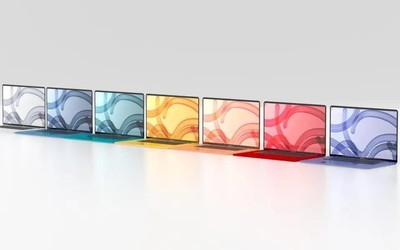 MacBook Air或改用多彩設計 更輕更薄給你更多選擇
