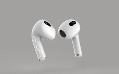 AirPods 3或在未来几周内发布 搭载U1芯片耳机柄更小